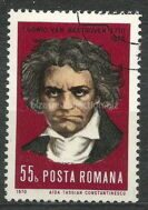 The composer L. Beethoven