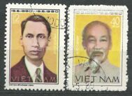 The leaders of Vietnam