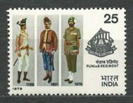 Indian military uniform