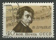 The composer Frederic Chopin