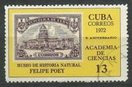 10th anniversary of of Cuba Academy of Sciences