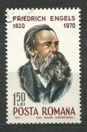 100th anniversary of Friedrich Engels