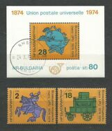 100th anniversary of the Universal Postal Union