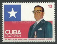 Anniversary of the death S.Allende