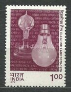 100th anniversary of the light bulb