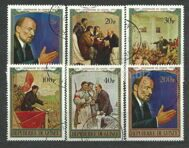 100th anniversary of Vladimir Lenin