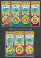 Munich Olympics-72 medalists