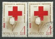 100th anniversary of the Red Cross