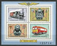 100th anniversary of Railway Transport in Hungary