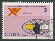 15th anniversary of the Institute of Cuba