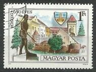650 years of the city in Hungary