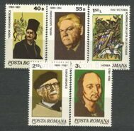 Figures of Romania